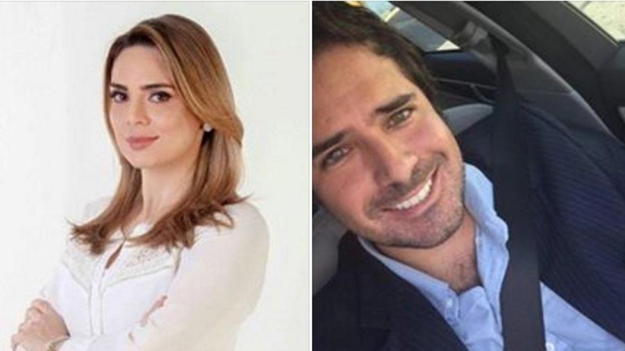 Rachel Sheherazade assume namoro com Matheus Faria Carneiro - Reprodução/Facebook