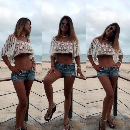 Nana Magalhães chamou a atenção após o carnaval - Reprodução/Instagram