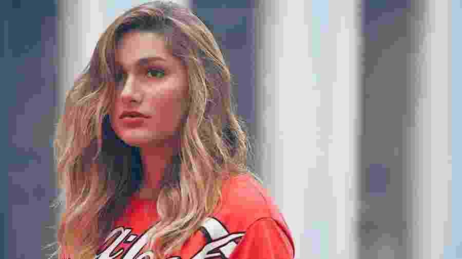 Sasha está em Salvador por causa de nova campanha da marca Coca-Cola Jeans - Reprodução/Instagram