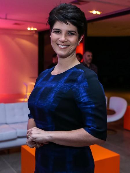 A apresentadora Mariana Godoy - Raphael Castello/AgNews