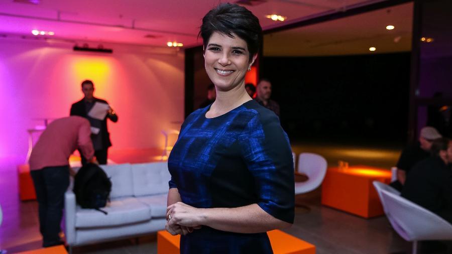 """Mariana Godoy apresenta o """"Café das Seis"""" na nova Rádio Globo de segunda a sexta - Raphael Castello/AgNews"""