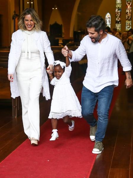 Giovanna Ewbank, Titi e Bruno Gagliasso - Manu Scarpa/BrazilNews