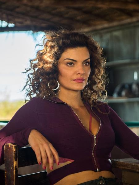 Mayana Neiva, depois de novela e série, faz cinema  - Raquel Cunha / TV Globo