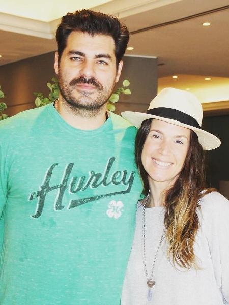 Thiago Lacerda e Vanessa Lóes estão juntos há 17 anos - Reprodução/Instagram