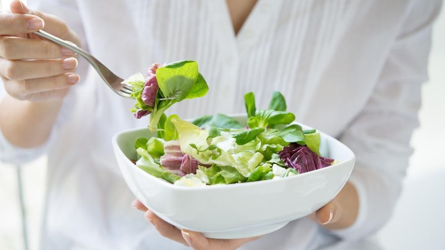 A sobrevida do câncer de mama foi significativamente maior para as mulheres que mudaram a dieta - iStock