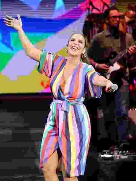 A cantora Ivete Sangalo - Manuela Scarpa/Brazil News