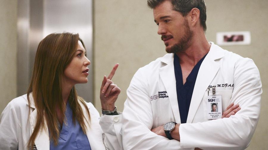 """Os homens andam dizendo que transam mais do que, de fato, fazem... - Divulgação/Grey""""s Anatomy"""