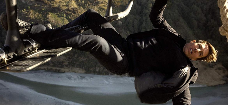 """Tom Cruise em cena de """"Missão Impossível - Efeito Fallout"""" - Reprodução"""