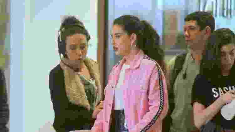 Na novela de Elizabeth Jhin, Kéfera é uma famosa atriz de televisão, Mariane, que é seguida por milhares de pessoas nas redes sociais - AgNews - AgNews