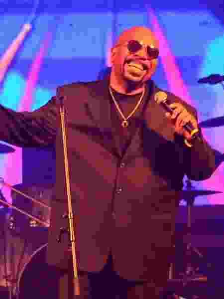 O cantor americano Jimmy Bo Horne - Divulgação