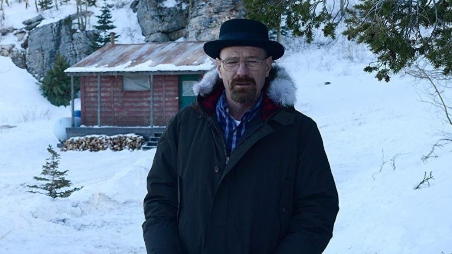 """Bryan Cranston em cena de """"Breaking Bad"""" - Divulgação"""
