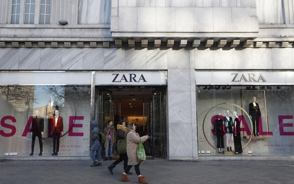 82e563221 Fast fashion espanhola Zara finalmente lançará sua loja online no Brasil -  07/03/2019 - UOL Universa