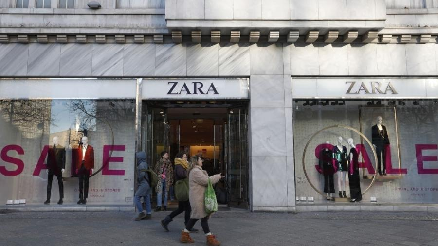 Zara - Michele Tantussi/Getty Images
