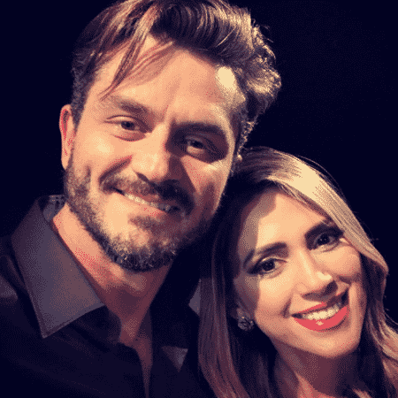 Marcos Harter e Nadja Pessoa - Reprodução/Instagram