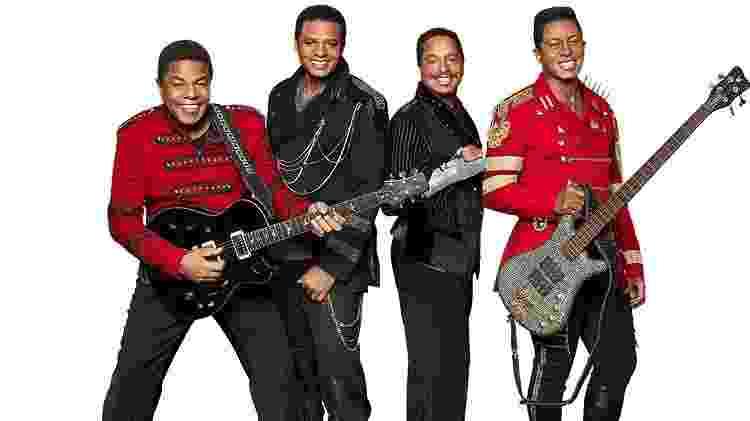 A banda The Jackson - Divulgação - Divulgação