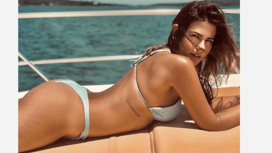 Antonia Morais - Reprodução/Instagram