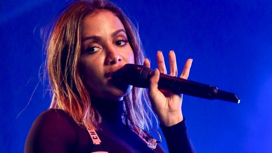 A cantora Anitta - Manuela Scarpa/Brazil News