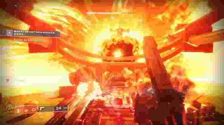 Destiny 2 - Dever - Reprodução - Reprodução