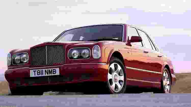 Bentley Red Label - Divulgação - Divulgação