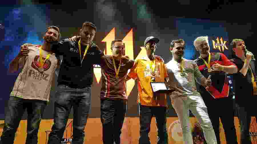 """Os brasileiros que ficaram entre os melhores na Liga Latina de """"Mortal Kombat 11"""" - Jefferson Kayo/UOL"""