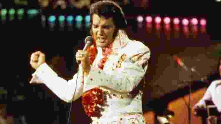 Elvis Presley - Reprodução - Reprodução