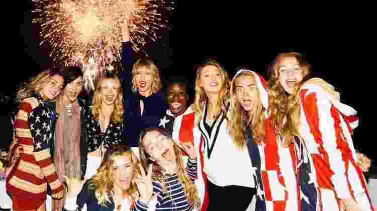 Taylor Swift - Reprodução/Instagram - Reprodução/Instagram