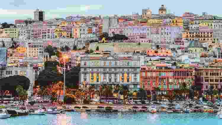 Sardenha, Itália - Getty Images/iStockphoto - Getty Images/iStockphoto