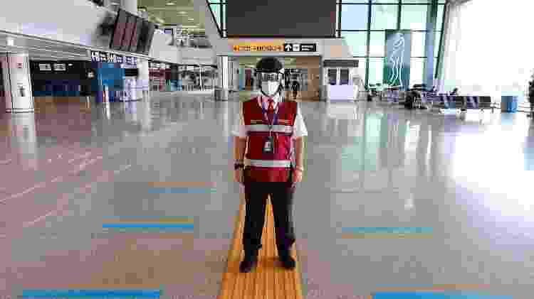 aeroporto fiumicino - Divulgação - Divulgação