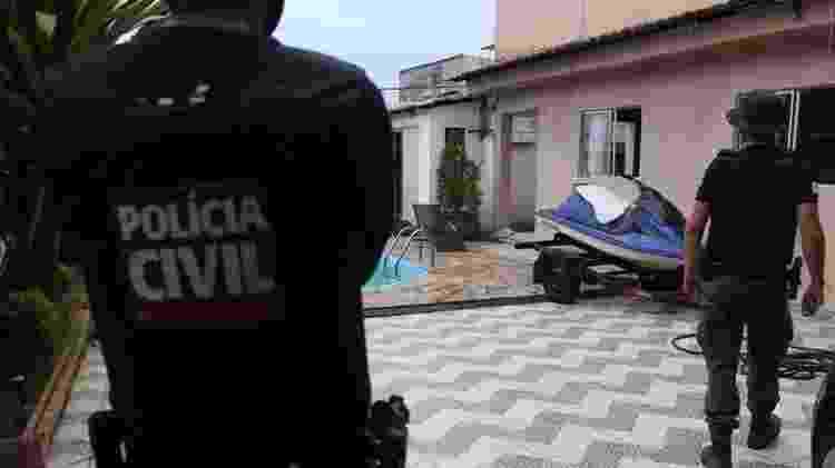 Polícia Civil cumpre mandados de busca e apreensão em bairros de alto padrão de BH - Divulgação/PCMG - Divulgação/PCMG