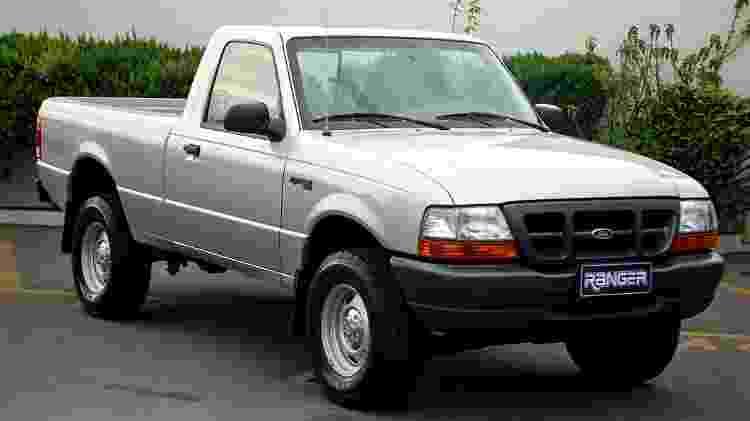 Ford Ranger 2001 - Divulgação - Divulgação
