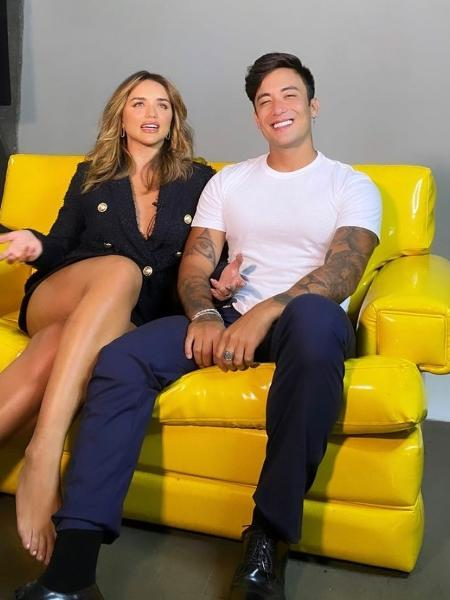Rafa Kalimann e namorado Daniel Caon fazem ensaio fotográfico juntos - Reprodução/ Instagram @rafakalimann