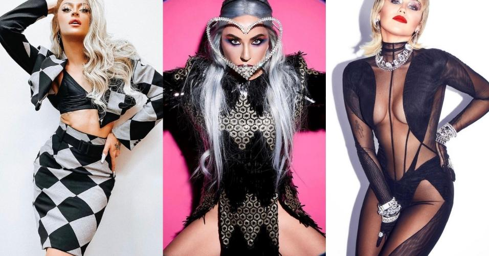 Pabllo Vittar, Lady Gaga e Miley Cyrus são indicadas na 32ª edição do GLAAD Media Awards