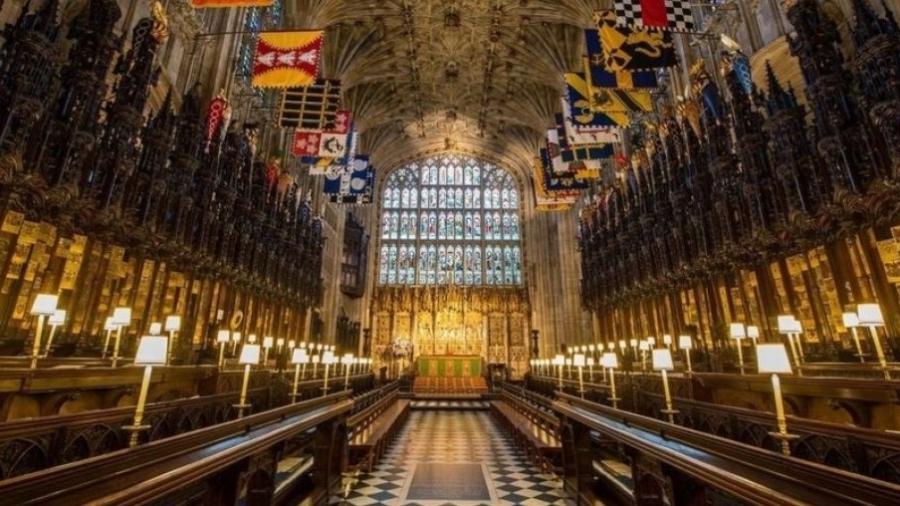 Funeral acontecerá na Capela de São Jorge, no Castelo de Windsor - PA MEDIA