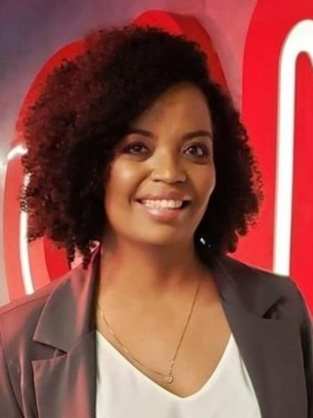 A jornalista Basília Rodrigues, comentarista de política da CNN Brasil - Reprodução