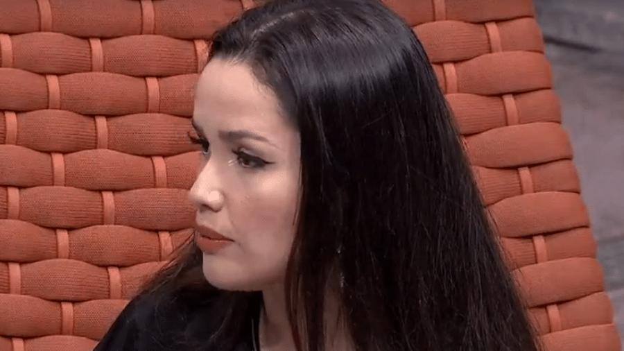 BBB 21: Juliette conversa com Camilla sobre desentendimento com Viih Tube - Reprodução/ Globoplay