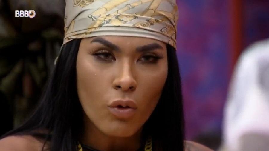 BBB 21: Pocah questiona Viih Tube sobre ter falado para Caio, Gil e Fiuk que não iriam sair - Reprodução/Globoplay