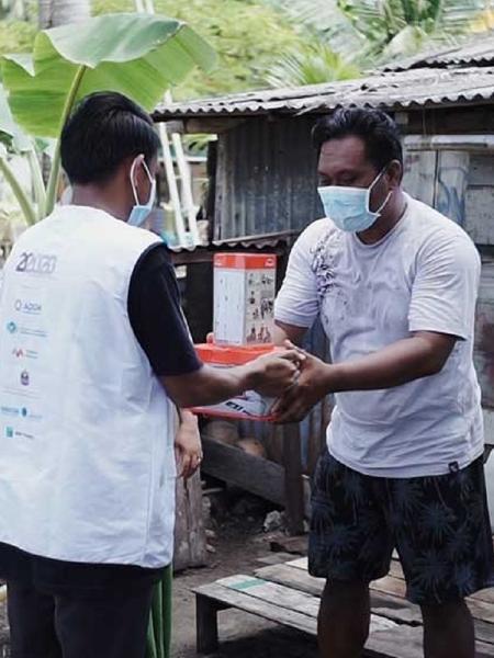 Projeto apresentado pela Indonésia em edição passada do Prêmio Zayed de Sustentabilidade - Divulgação