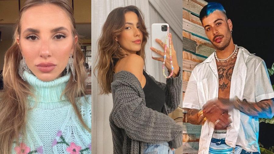 Amiga de Gabi Brandt critica relacionamento da influencer com Gui Araújo - Instagram