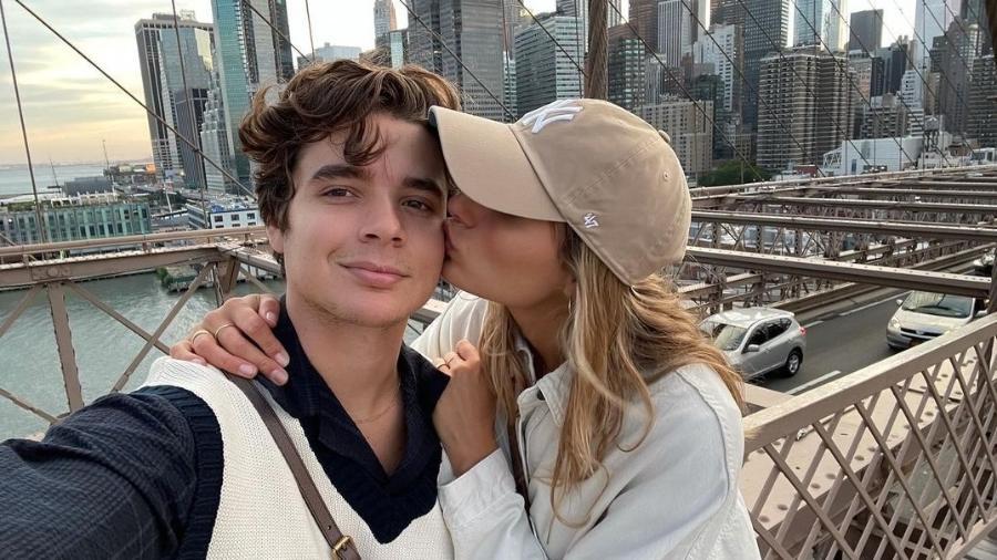 João Figueiredo mostra fotos inéditas do casamento com Sasha Meneghel - Instagram