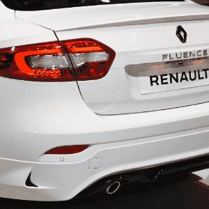 Renault Fluence GT no Salão de Buenos Aires - Murilo Góes/UOL