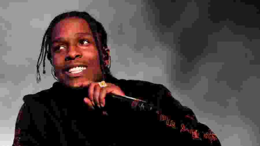 Rapper A$AP Rocky diz ser viciado em sexo desde os tempos do colégio - Getty Images