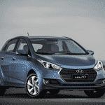 Hyundai HB20 2016 - Divulgação