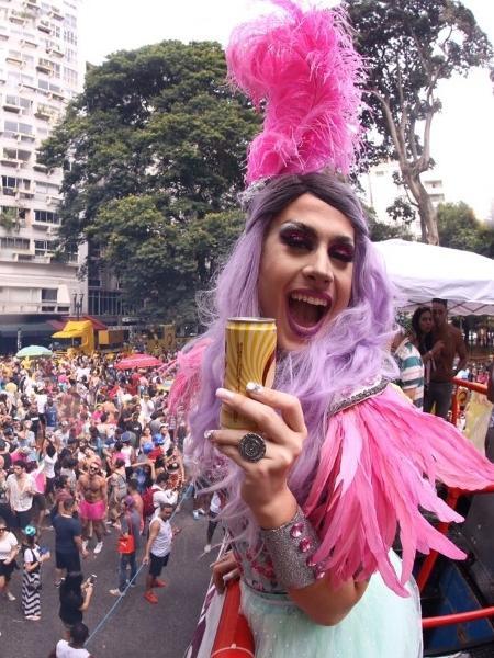 Em 2017, MinhoQueens reuniu multidão no Largo do Arouche - Kleber Galvão/Divulgação