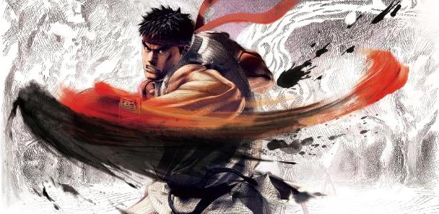 """Lançado em 2011, """"Street Fighter IV"""" é um dos melhores jogos da série de luta"""