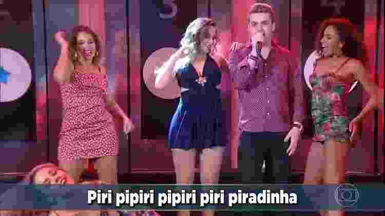 Gabriel Vallim - Reprodução/TV Globo - Reprodução/TV Globo