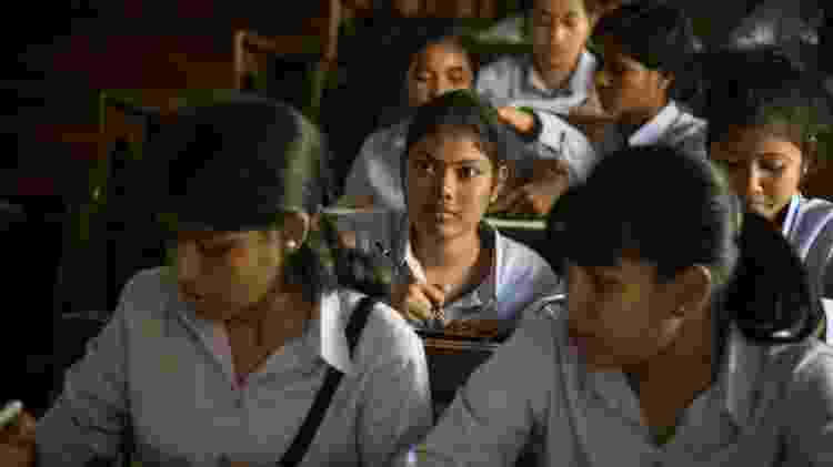 """""""School for Justice"""", na Índia - Divulgação"""