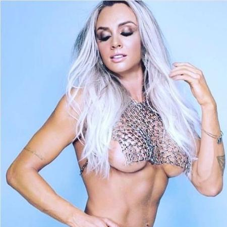 """Juju Salimeni revela imagem de ensaio para a """"Playboy"""" - Reprodução / Instagram"""