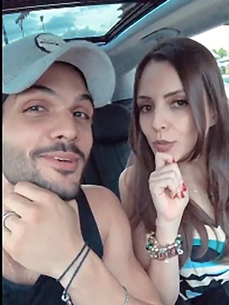 Lucas, ex-BBB, e Ana Lúcia Vilela - Reprodução/Instagram