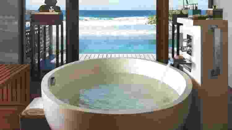 Divulgação/Shangri-La Villingili Resort & Spa