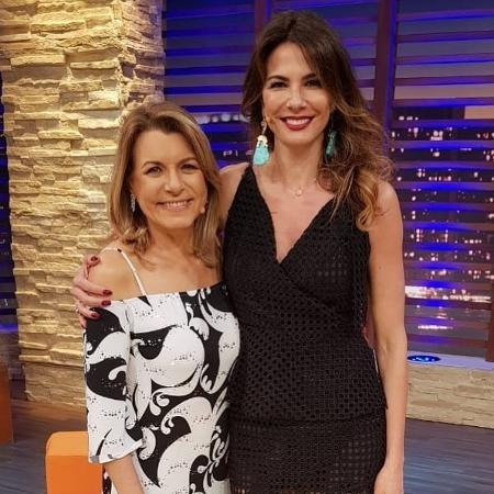 Olga Bongiovanni e Luciana Gimenez - Reprodução/Instagram